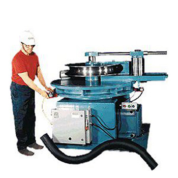 Pedrick Model D-15 bending machine