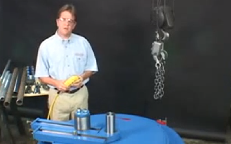 Pipe Bending Machine, Pipe Bending Machine Training Video